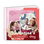 valentine s - 6x6 Deluxe Photo Book (20 pages)