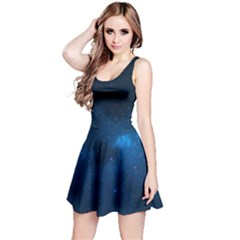 STARRY SPACE Reversible Sleeveless Dresses by trendistuff