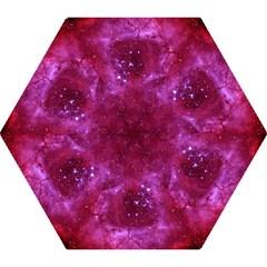 Rosette Nebula 1 Mini Folding Umbrellas by trendistuff