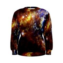 Rosette Cloud Women s Sweatshirts by trendistuff