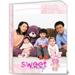 Family_1 - 8x10 Deluxe Photo Book (20 pages)