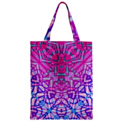 Ethnic Tribal Pattern G327 Classic Tote Bags by MedusArt