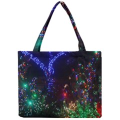 Christmas Lights 2 Tiny Tote Bags by trendistuff