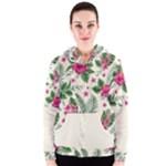 flower - Women s Zipper Hoodie
