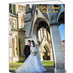 AliceJosephWedding - 9x12 Deluxe Photo Book (20 pages)