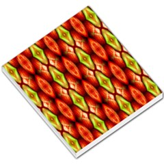 Melons Pattern Abstract Small Memo Pads by Costasonlineshop