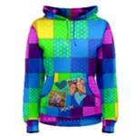 Rainbow Stitch - Women s Pullover Hoodie