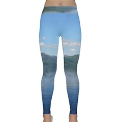 LOCH NESS Yoga Leggings by trendistuff