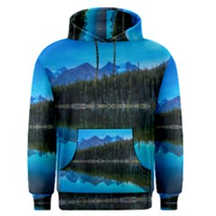 Herbert Lake Men s Pullover Hoodies by trendistuff