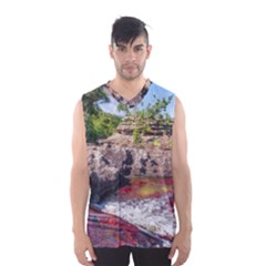 Cano Cristales 2 Men s Basketball Tank Top