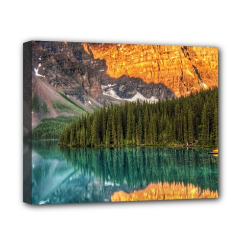 Banff National Park 4 Canvas 10  X 8  by trendistuff