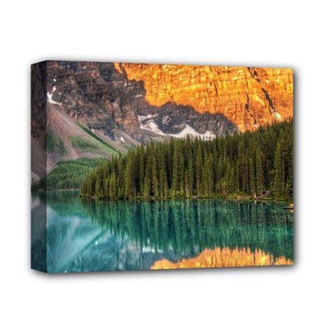 Banff National Park 4 Deluxe Canvas 14  X 11  by trendistuff