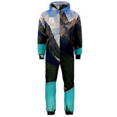 Banff National Park 3 Hooded Jumpsuit (men)  by trendistuff