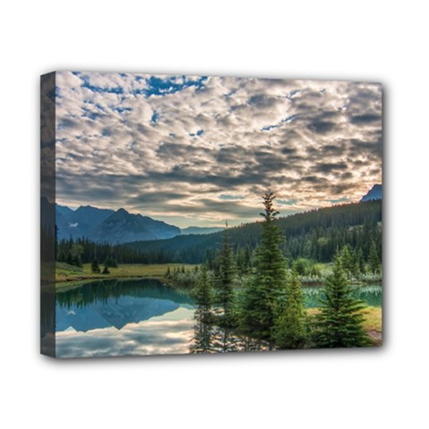 Banff National Park 2 Canvas 10  X 8  by trendistuff