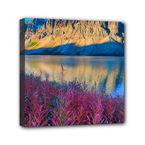 Banff National Park 1 Mini Canvas 6  X 6  by trendistuff