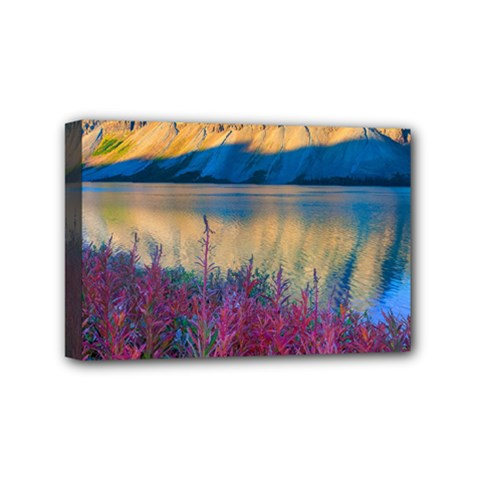 Banff National Park 1 Mini Canvas 6  X 4  by trendistuff