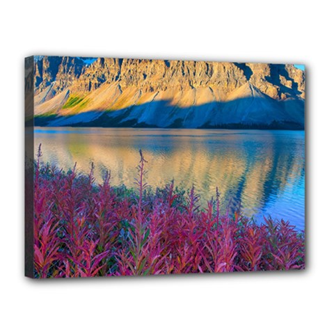 Banff National Park 1 Canvas 16  X 12  by trendistuff