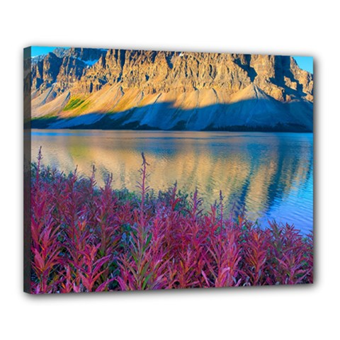 Banff National Park 1 Canvas 20  X 16  by trendistuff