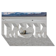 Sailing Stones Mom 3d Greeting Card (8x4)  by trendistuff