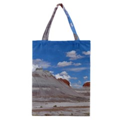 Petrified Forrest Tepees Classic Tote Bags by trendistuff
