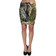 MOUNTAIN PATH Bodycon Skirts by trendistuff