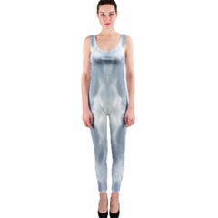 Ice Crystals Abstract Pattern Onepiece Catsuits by Costasonlineshop