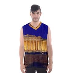 Parthenon 2 Men s Basketball Tank Top by trendistuff