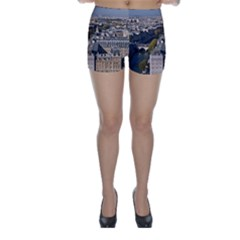 NOTRE DAME Skinny Shorts by trendistuff
