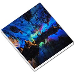 Reed Flute Caves 2 Small Memo Pads by trendistuff