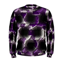 Fading Holes  Men s Sweatshirt