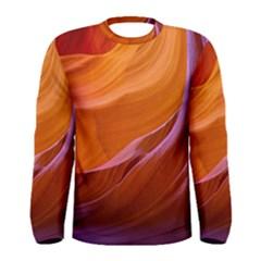 Antelope Canyon 2m Men s Long Sleeve T Shirts by trendistuff
