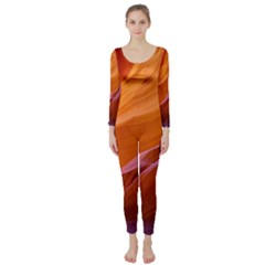Antelope Canyon 2m Long Sleeve Catsuit by trendistuff