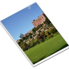 Powis Castle Terraces Large Memo Pads by trendistuff