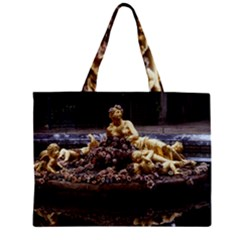 PALACE OF VERSAILLES 3 Zipper Tiny Tote Bags by trendistuff