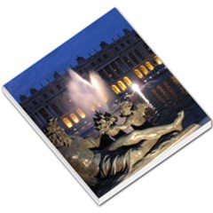 Palace Of Versailles 2 Small Memo Pads by trendistuff
