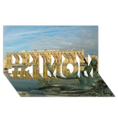 Palace Of Versailles 1 #1 Mom 3d Greeting Cards (8x4)  by trendistuff