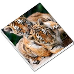 Baby Tigers Small Memo Pads by trendistuff