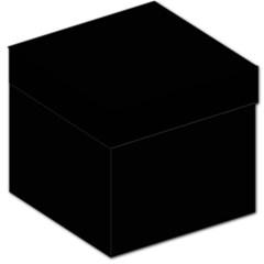 Black Gothic Storage Stool 12   by Costasonlineshop