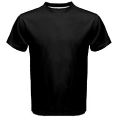 Black Gothic Men s Cotton Tees by Costasonlineshop