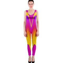 Love to the colors OnePiece Catsuit by pepitasart