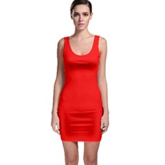 Trendy Red  Bodycon Dresses by Costasonlineshop