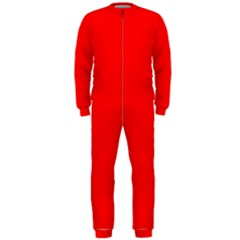 Trendy Red  OnePiece Jumpsuit (Men)  by Costasonlineshop