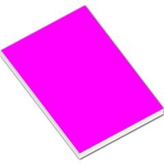 Trendy Purple  Large Memo Pads by Costasonlineshop