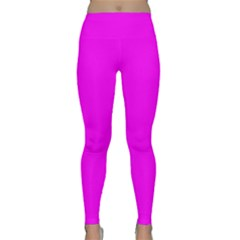 Trendy Purple  Yoga Leggings by Costasonlineshop