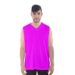 Trendy Purple  Men s Basketball Tank Top by Costasonlineshop