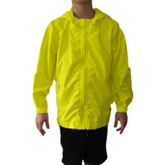 Beautiful Yellow Hooded Wind Breaker (kids) by Costasonlineshop