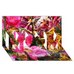 Art Studio 23216 Mom 3d Greeting Card (8x4)  by MoreColorsinLife