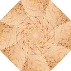 Stone Floor Marble Hook Handle Umbrellas (large) by essentialimage