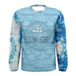 sea iceland - Men s Long Sleeve Tee