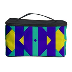 Tribal Design Cosmetic Storage Case by LalyLauraFLM